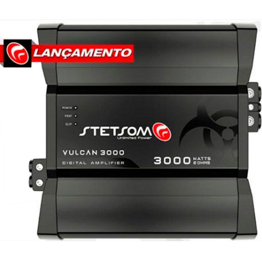 Módulo Stetsom Vulcan 3000 - 2OHMs
