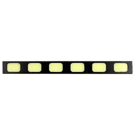 Par Led DRL Shocklight - 6 Leds SMD 18 cm - 6000k Branco