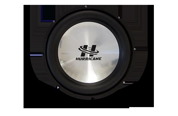 Subwoofer Hurricane SP12 Polegadas - 300wrms