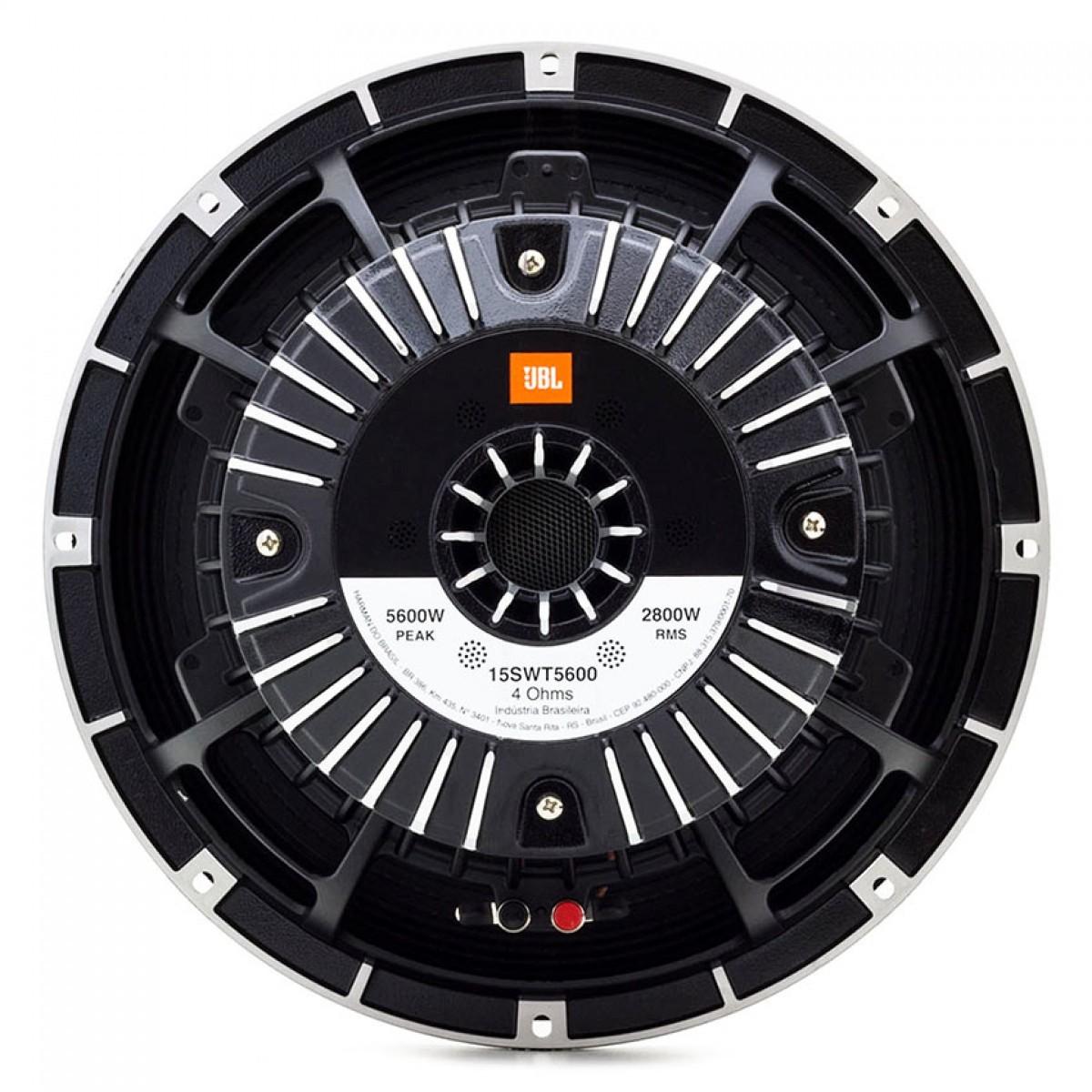 Subwoofer Jbl 5600 2800W Rms 4 Ohm 15 Pol