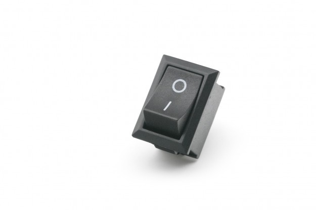 Techone Botão Retangular Tic-Tac