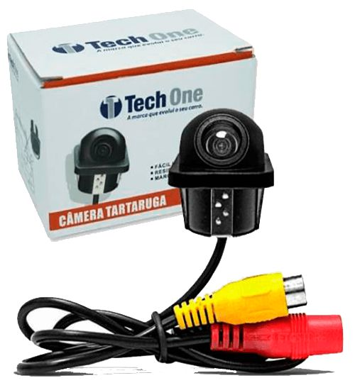 TechOne Câmera de Ré Tartaruga