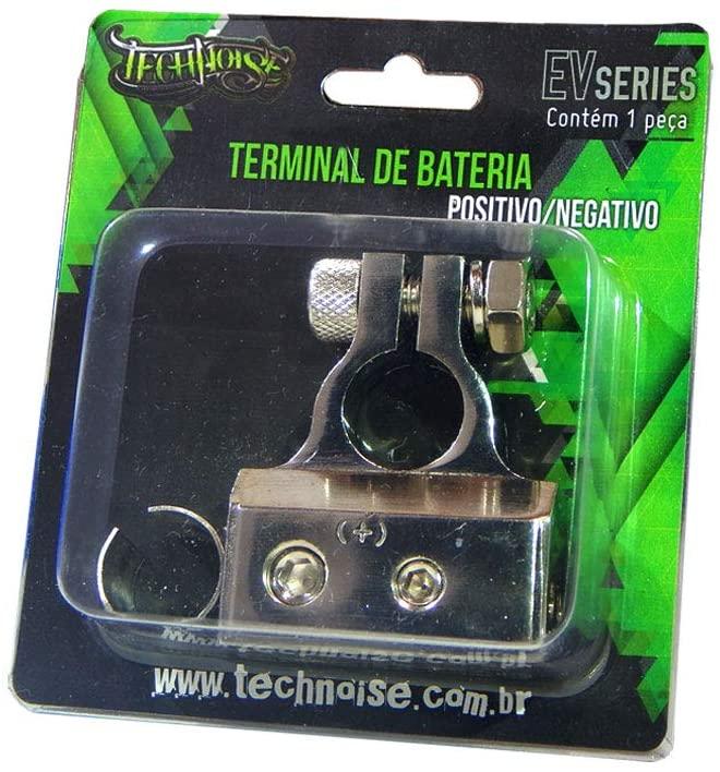 Terminal de Bateria - Positivo/Negativo Technoise