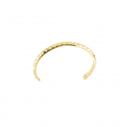 Bracelete Spike Banhado a Ouro 18k