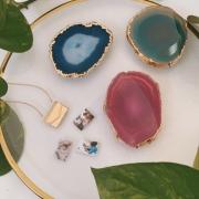 Kit Colar Carta de Amor + Pocket Socket Azul