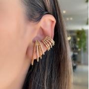 Mix Ear Hook + Piercing Spike