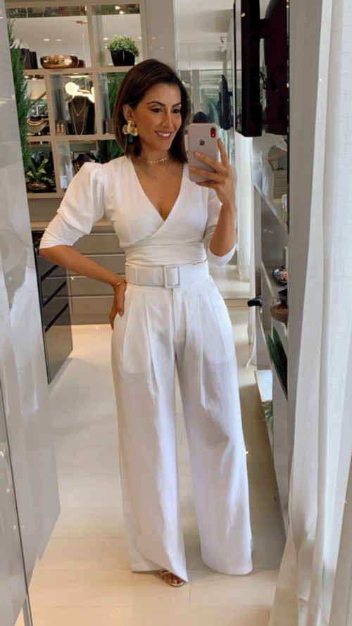 Calça Naturals Branco