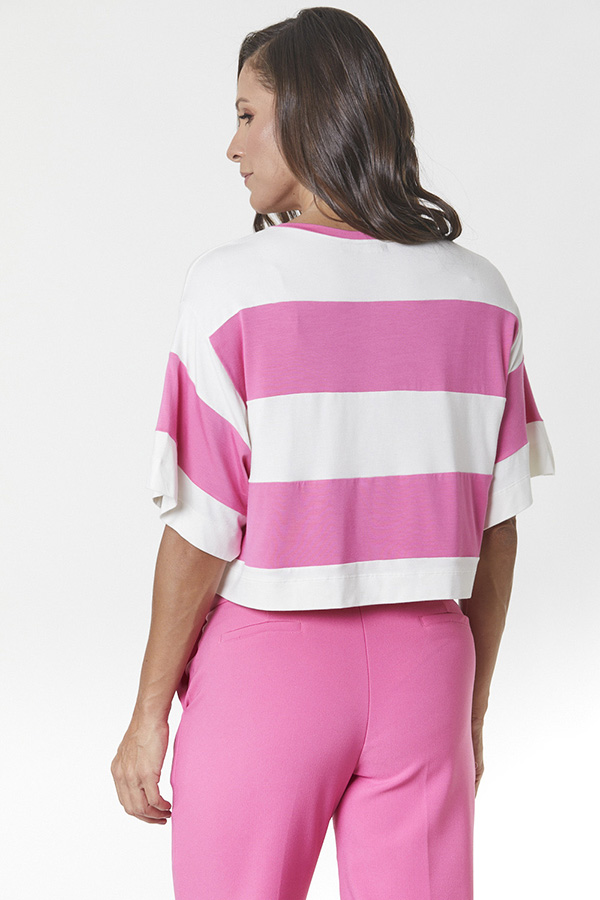 BLUSA METTING 2 CORES