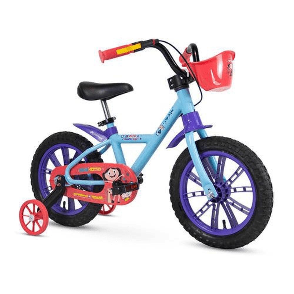 Bicicleta Aro 14 Show da Luna da Nathor