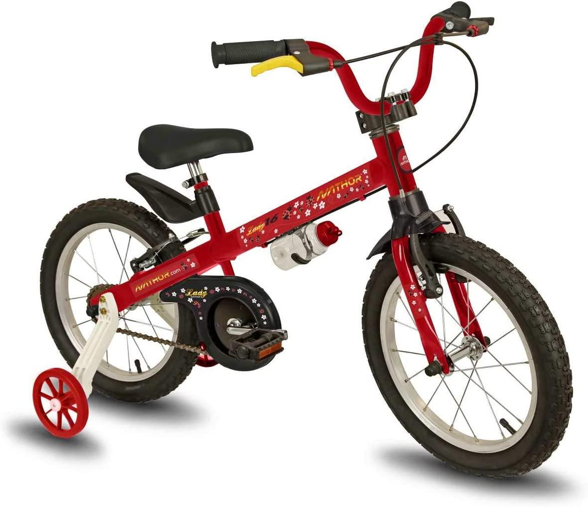 Bicicleta Infantil Aro 16 Lady Nathor