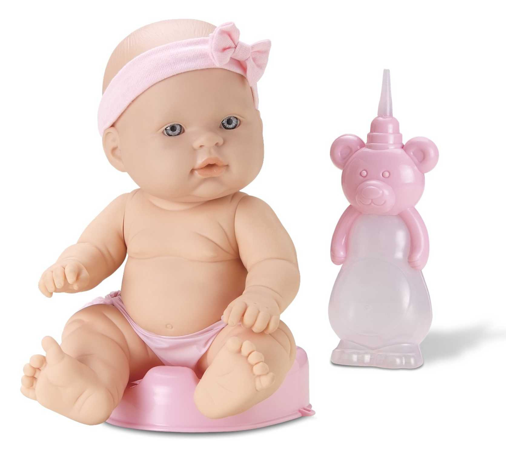 Boneca Baby Ball Xix - Roma Brinquedos