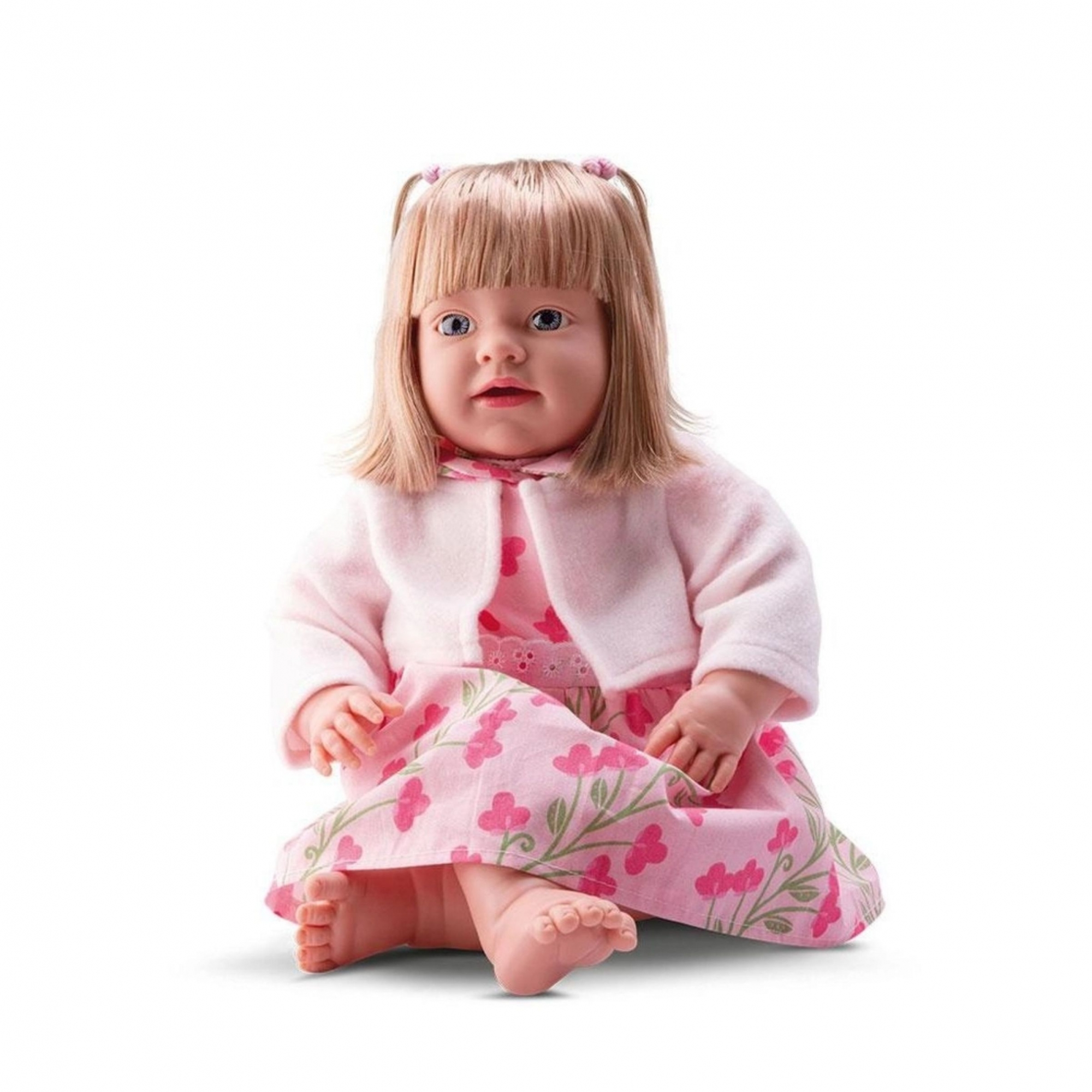 Boneca Biba Comidinha Bambola
