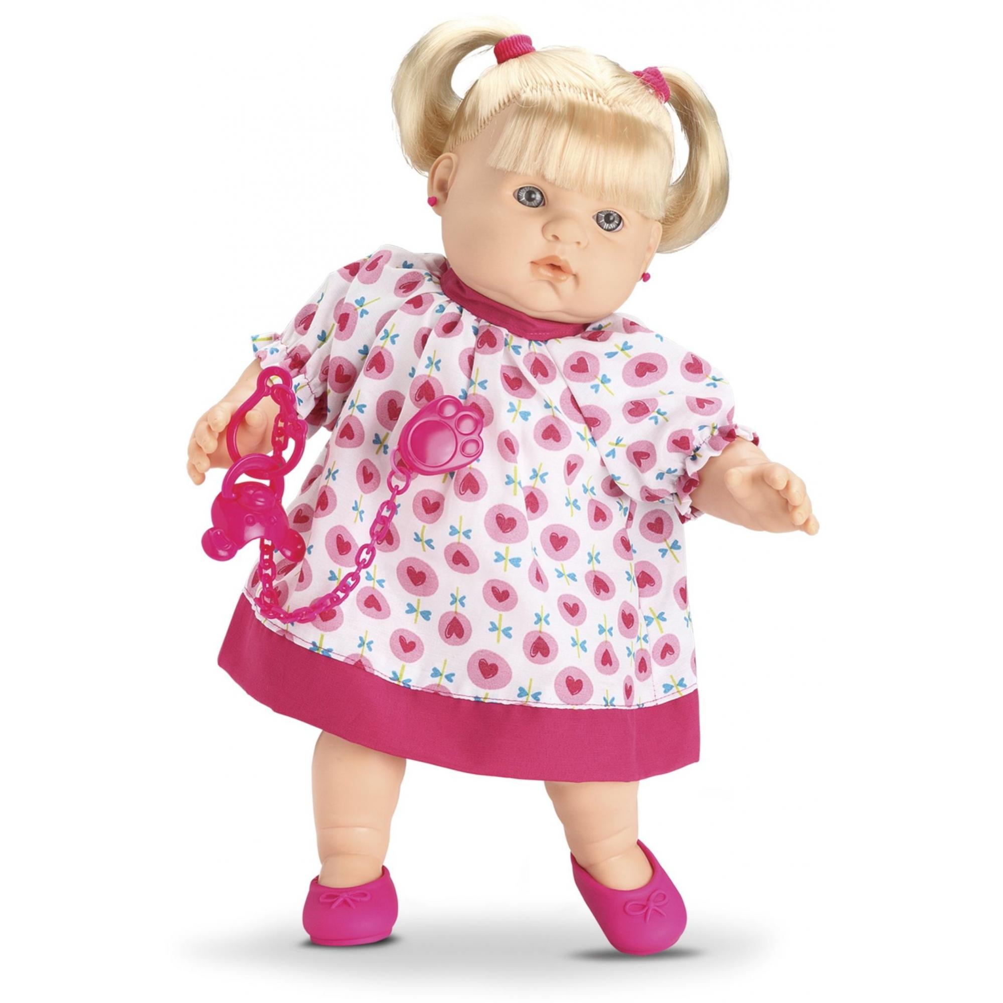 Boneca Bolita - Sons de Bebê - Roma Brinquedos