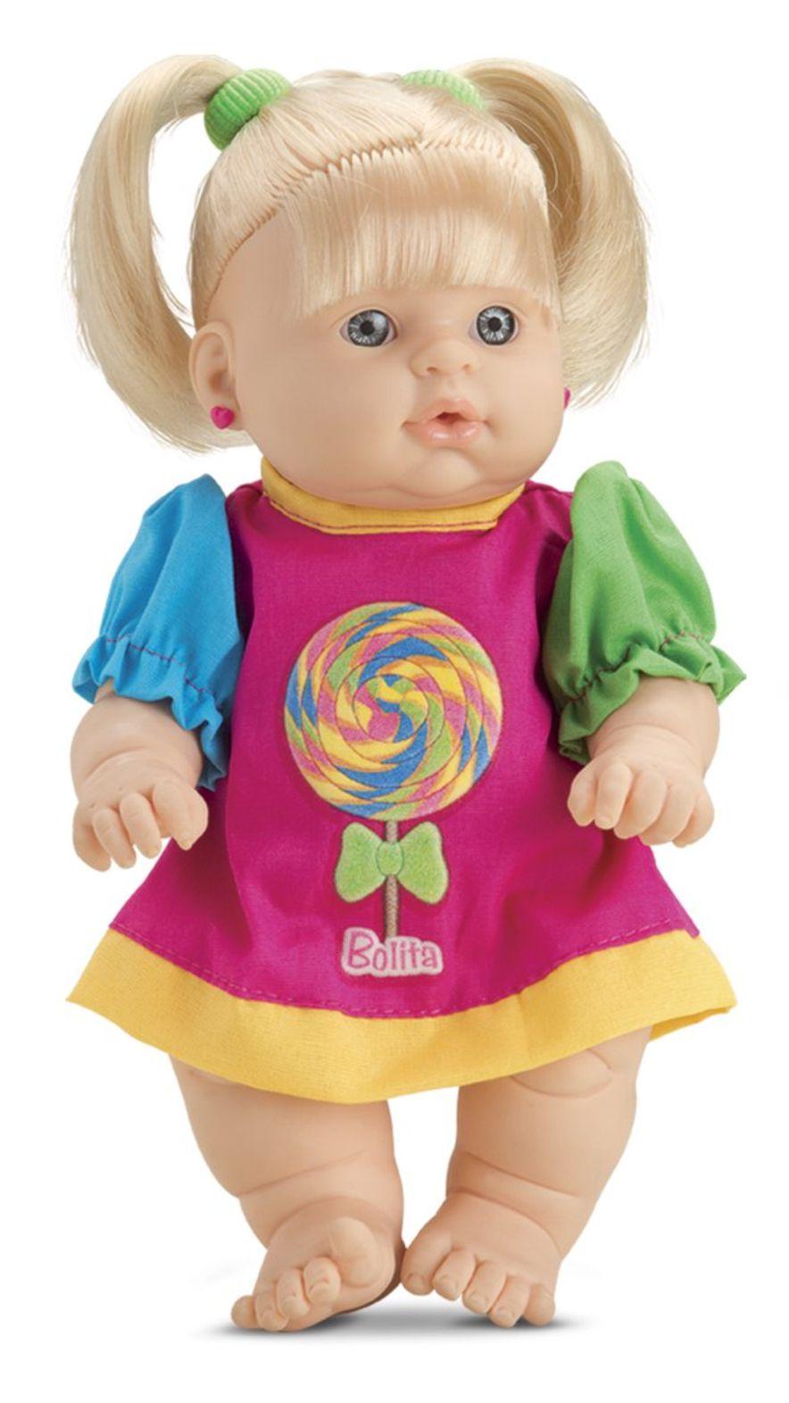 Boneca - Mini Bolita - Roma Brinquedos
