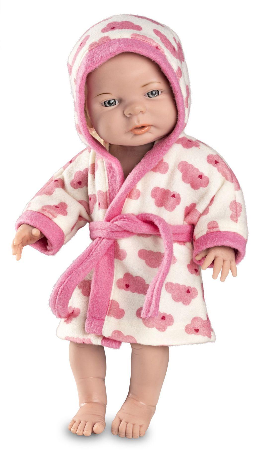 Boneca Roma Babies - Banho e Sonho - Com Acessórios - Roma Brinquedos