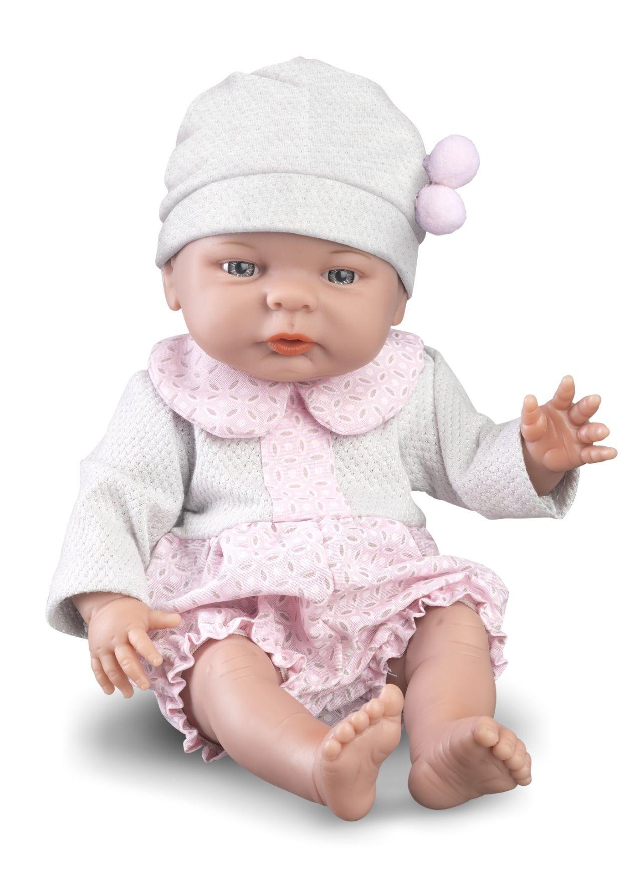 Boneca Roma Babies - Hora da Vacina - Com Acessórios - Roma Brinquedos