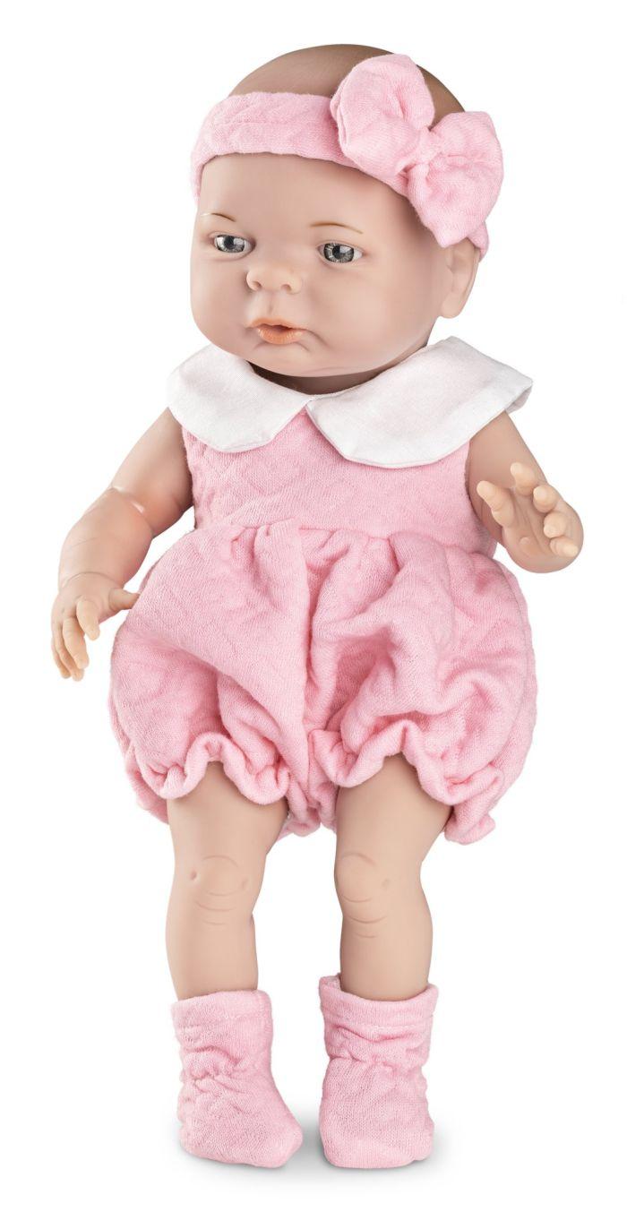 Boneca Roma Babies - Primeira Mamadeira - Com Acessórios - Roma Brinquedos