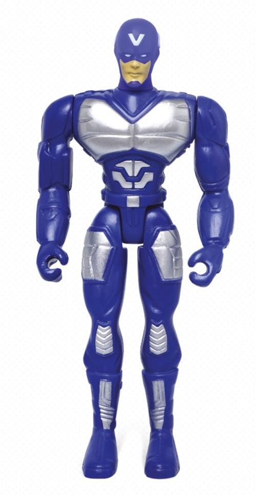 Boneco Super Herois Vigilantes Capitao Universal