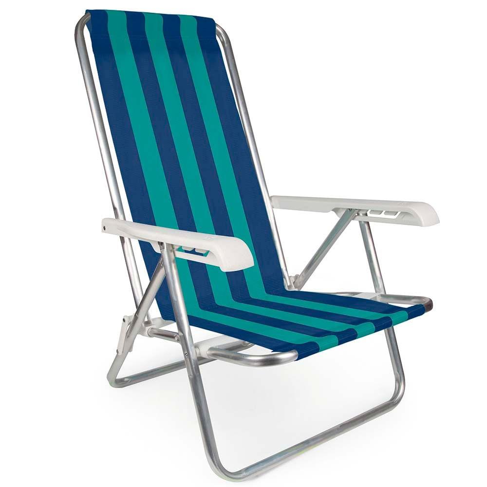 Cadeira Reclinável MOR c/ 4 posições