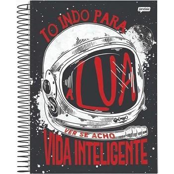 Caderno C/D 20 Materias Insano Jandaia