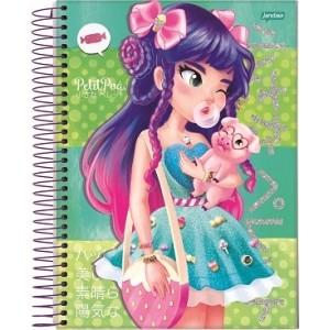 Caderno espiral Petit Poá  – Linha 2021