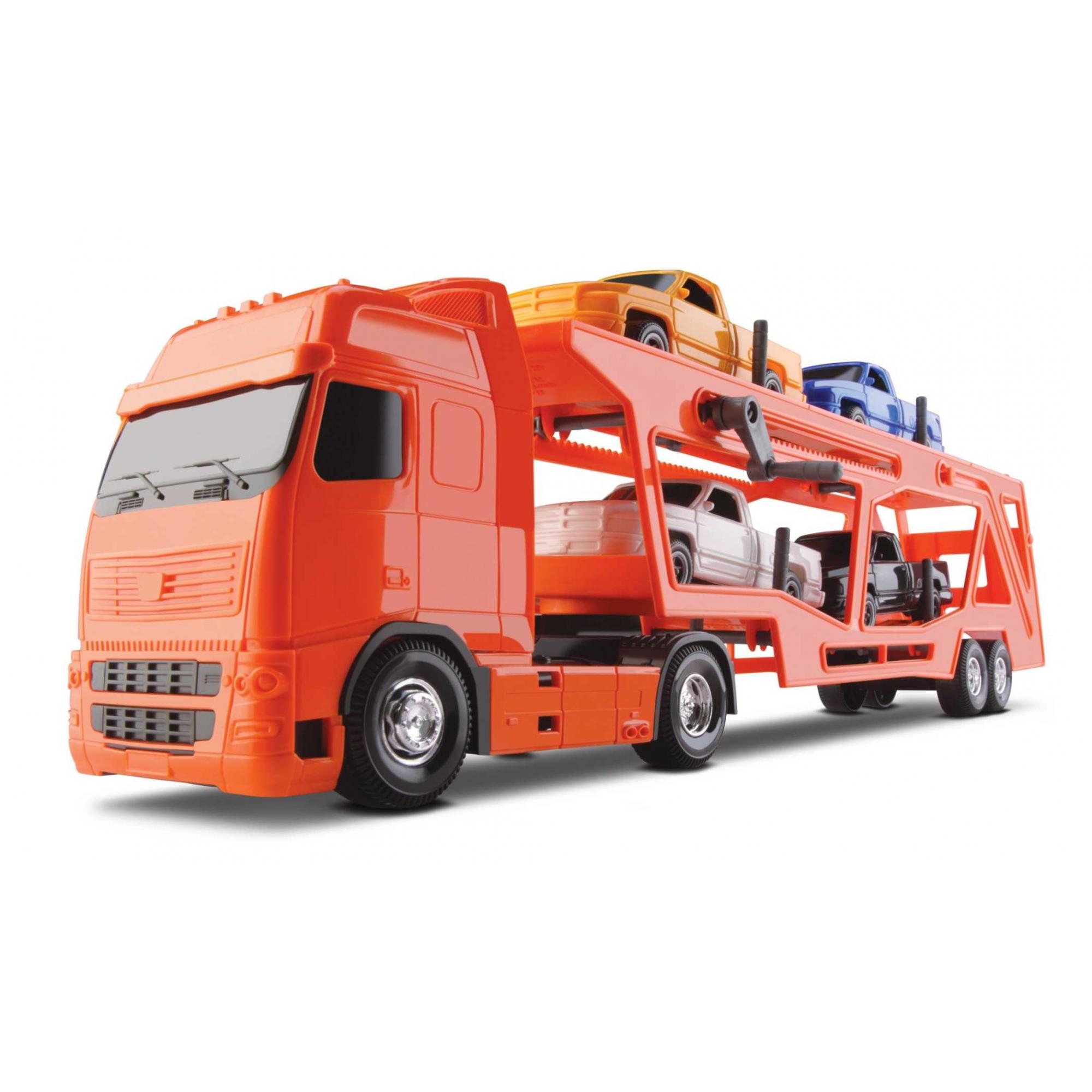 Caminhão Voyager - Cegonheira