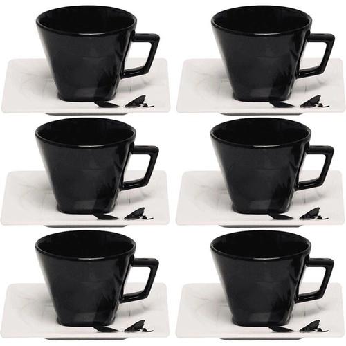 Conjunto de Chá 12 Peças Tattoo