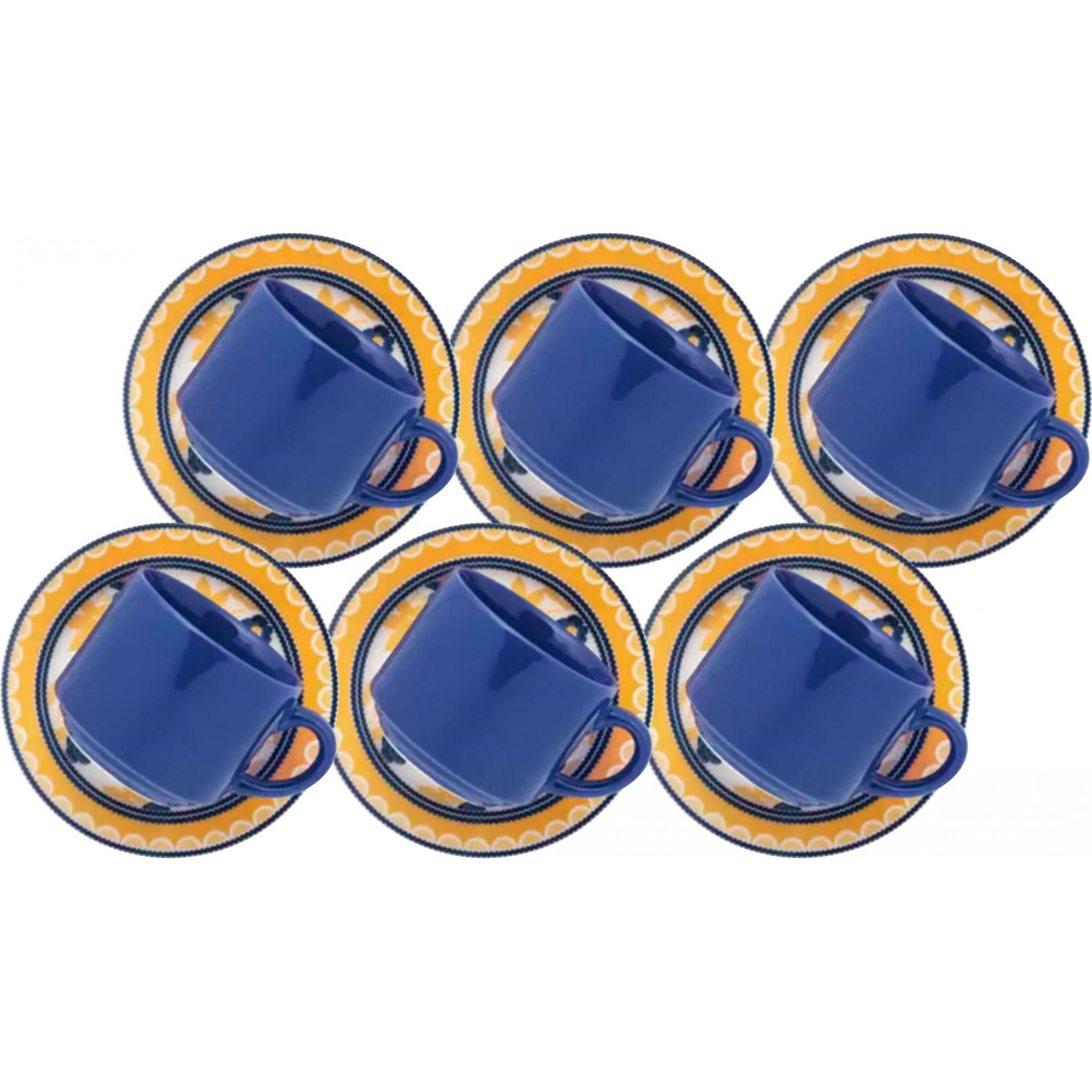 Conjunto de Xícara Chá Giardino - Oxford