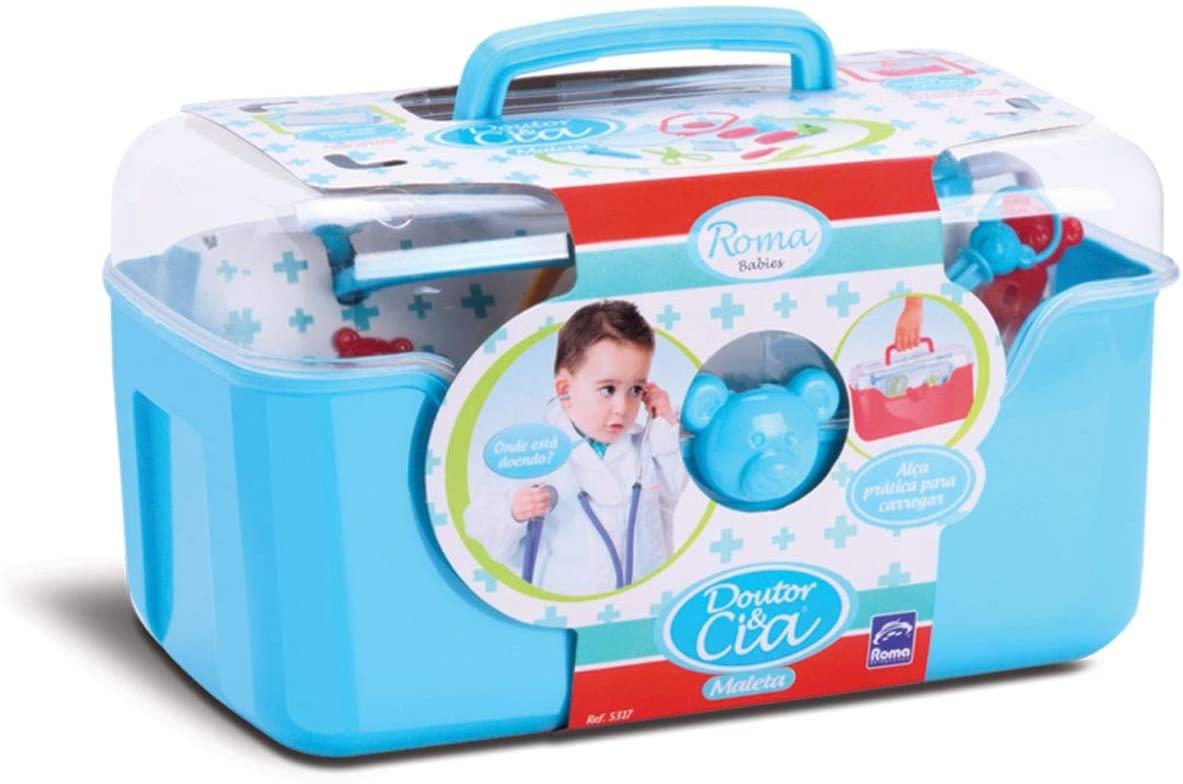 Doutor & Cia - Maleta Médico - Roma Brinquedos