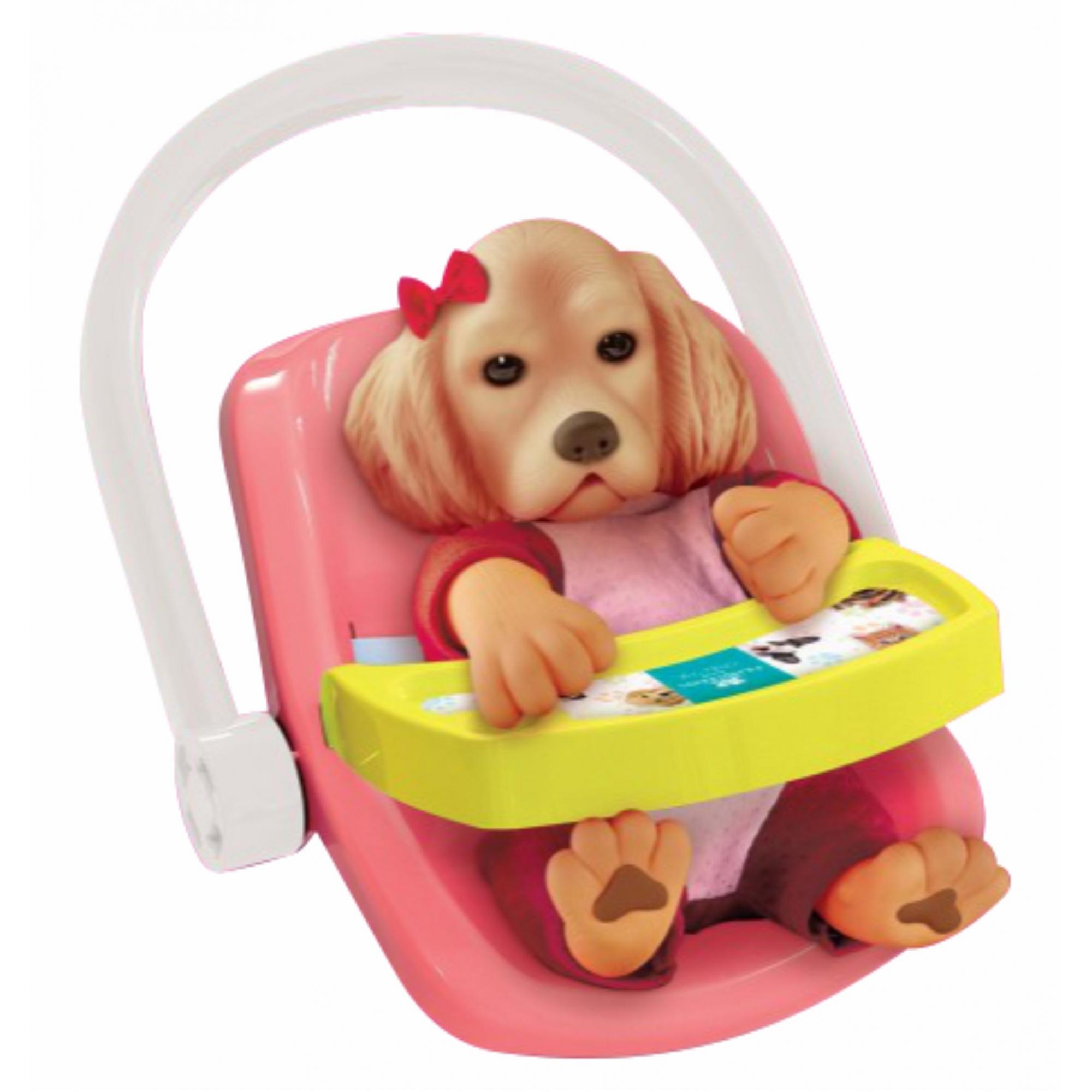 Filhotinhos - Hora do Passeio - Roma Brinquedos