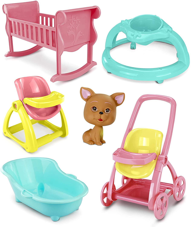 Filhotinhos - Hotelzinho Pet - Roma Brinquedos