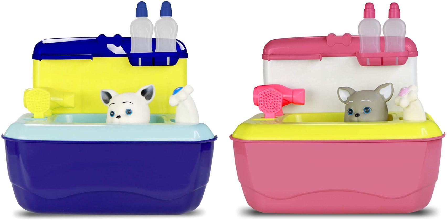 Filhotinhos Maleta Veterinária - Roma Brinquedos