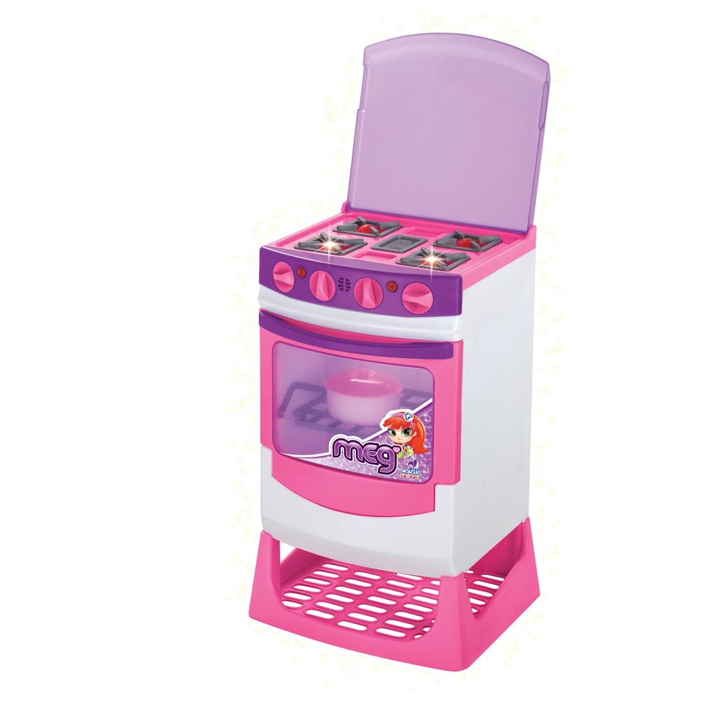 Fogão Master Chefe Eletrônico - Magic Toys