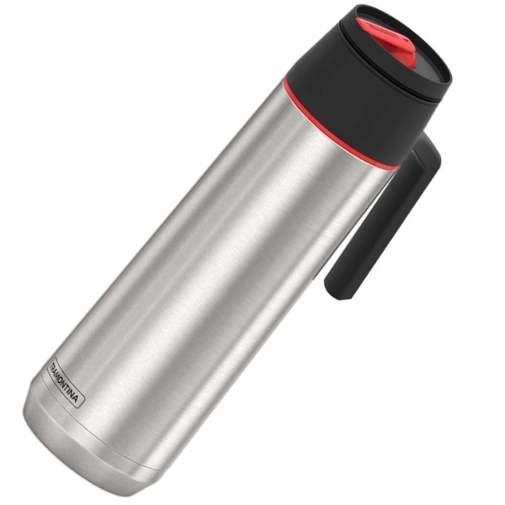 Garrafa Térmica Exata 1 Litro Aço Inox - Tramontina