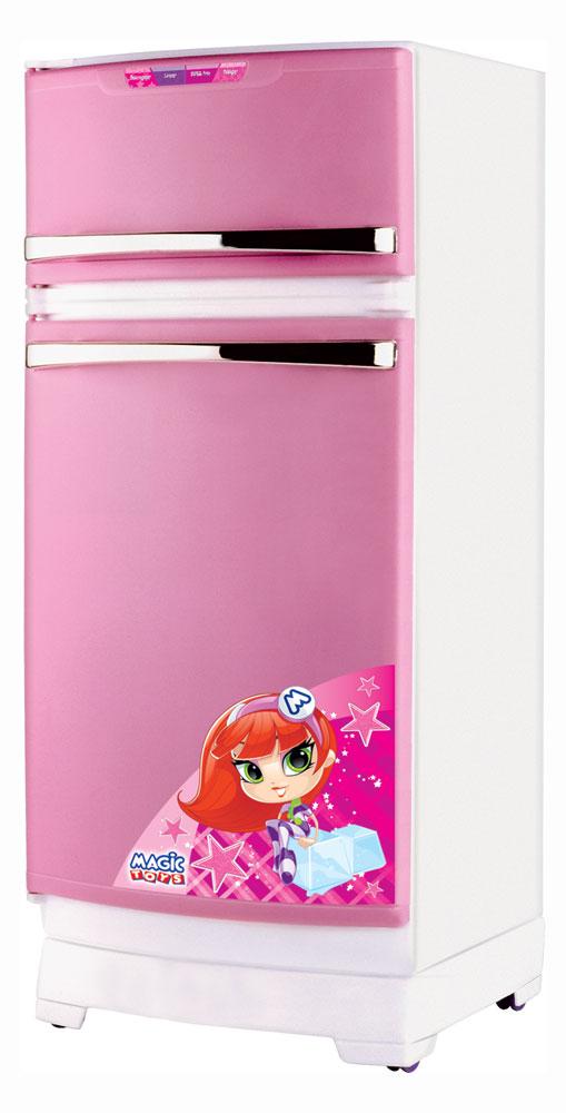 Geladeira Rosa - Magic Toys