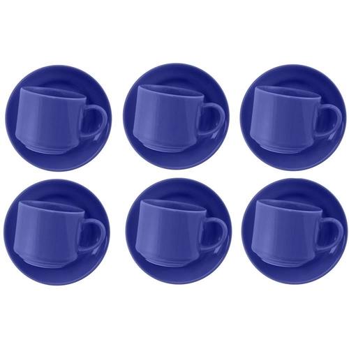 Jogo de Chá 12 Peças - Oxford