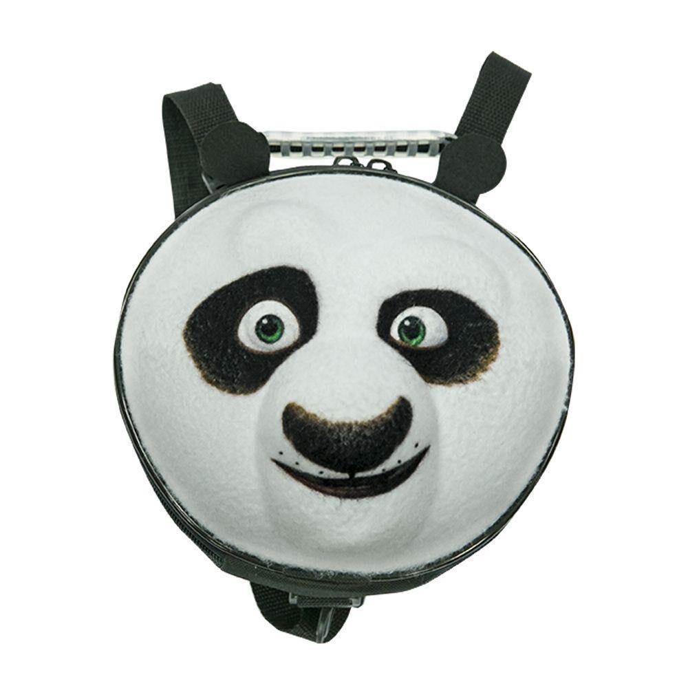 Lancheira Kung Fu Panda  3D (Não acompanha Mochila)