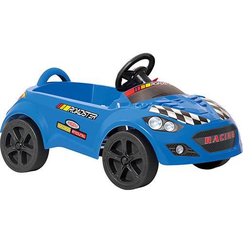 Mini Veículo Infantil Roadster Azul  - Bandeirante