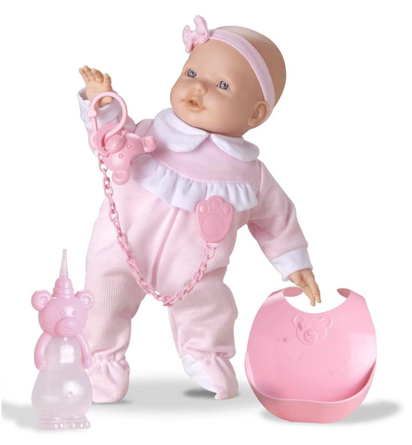 Boneca New Mini Bebê Mania - Baba - Roma Brinquedos
