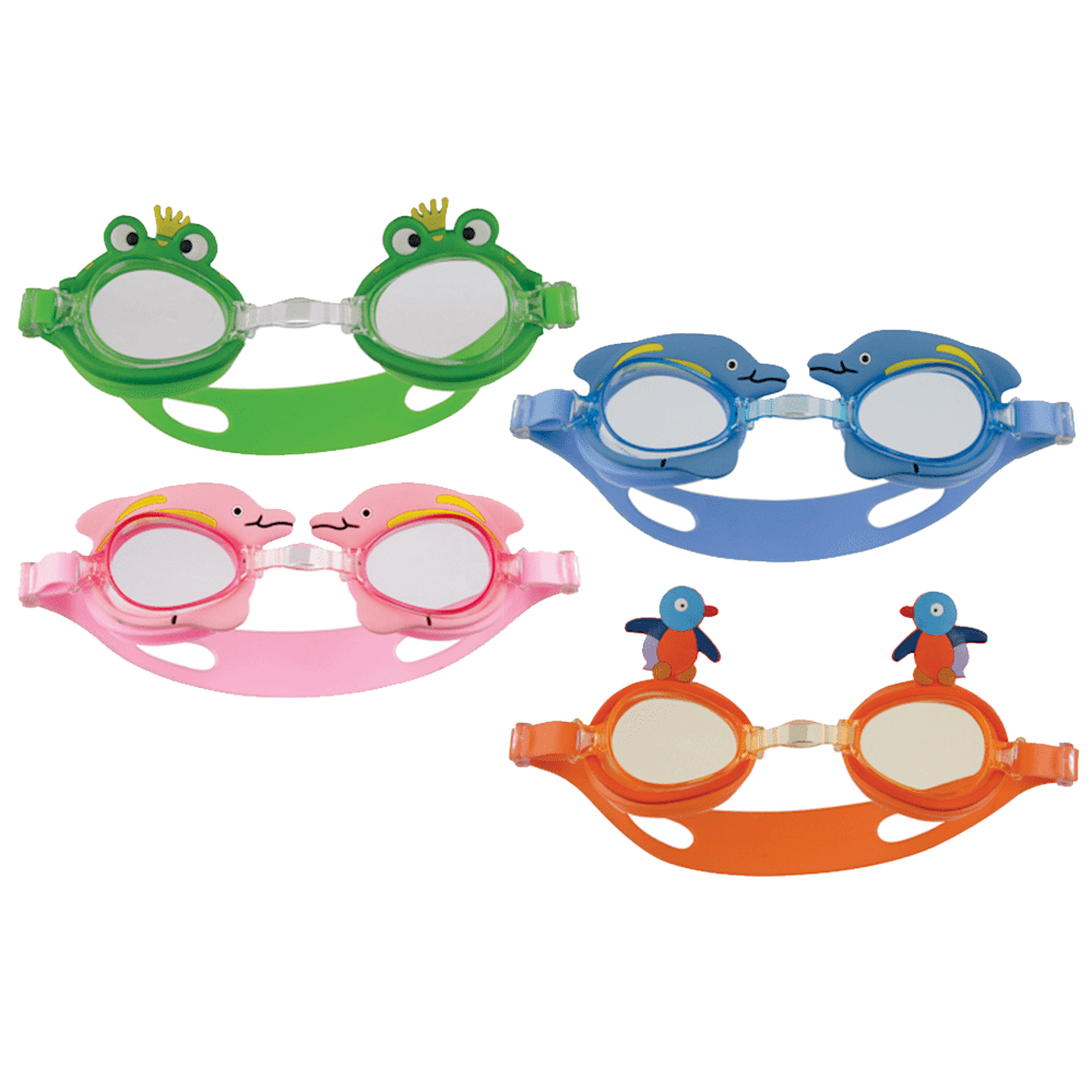 Óculos De Natação Antiembaçante Bichinho MOR