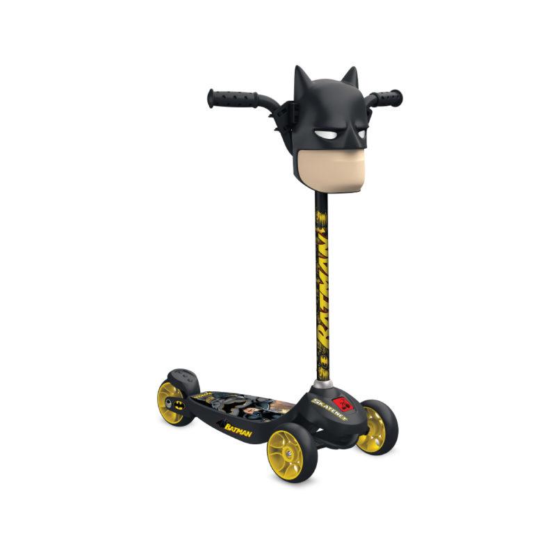 Patinete Skatenet Kid Batman - Bandeirante