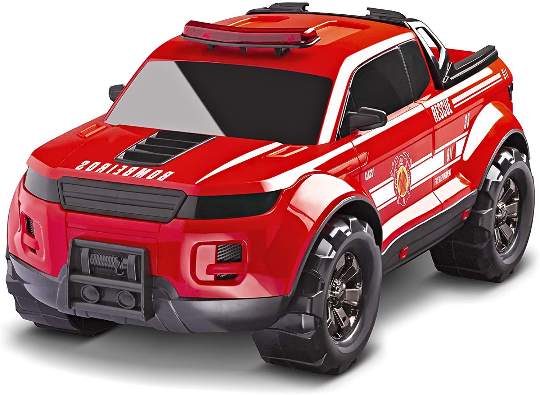Pick-Up Force - Fire (Caminhonete Resgate) - Roma Brinquedos