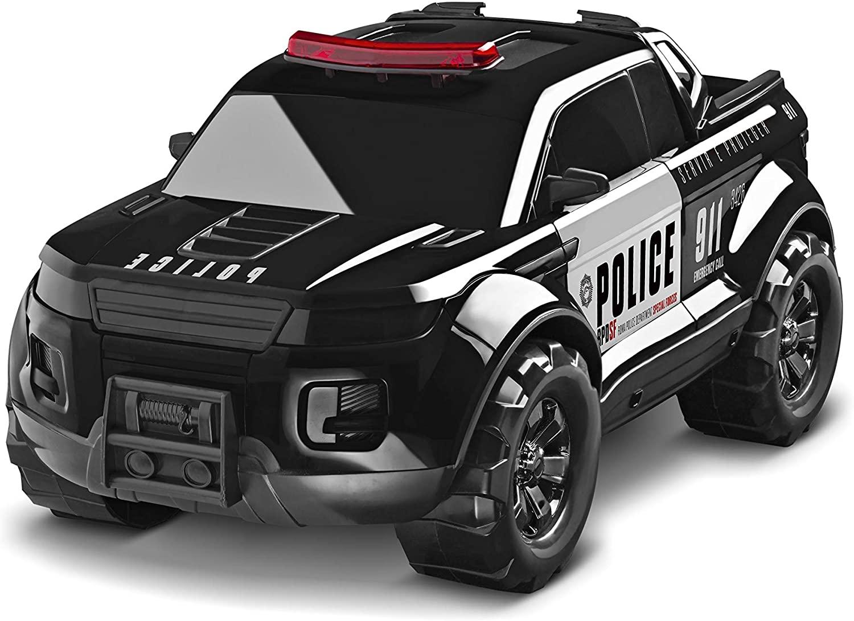 Pick-Up Force - Police (Caminhonete Polícia) - Roma Brinquedos