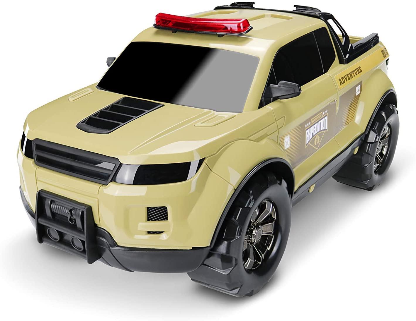 Pick-Up Force - Safari (Caminhonete Safari) - Roma Brinquedos