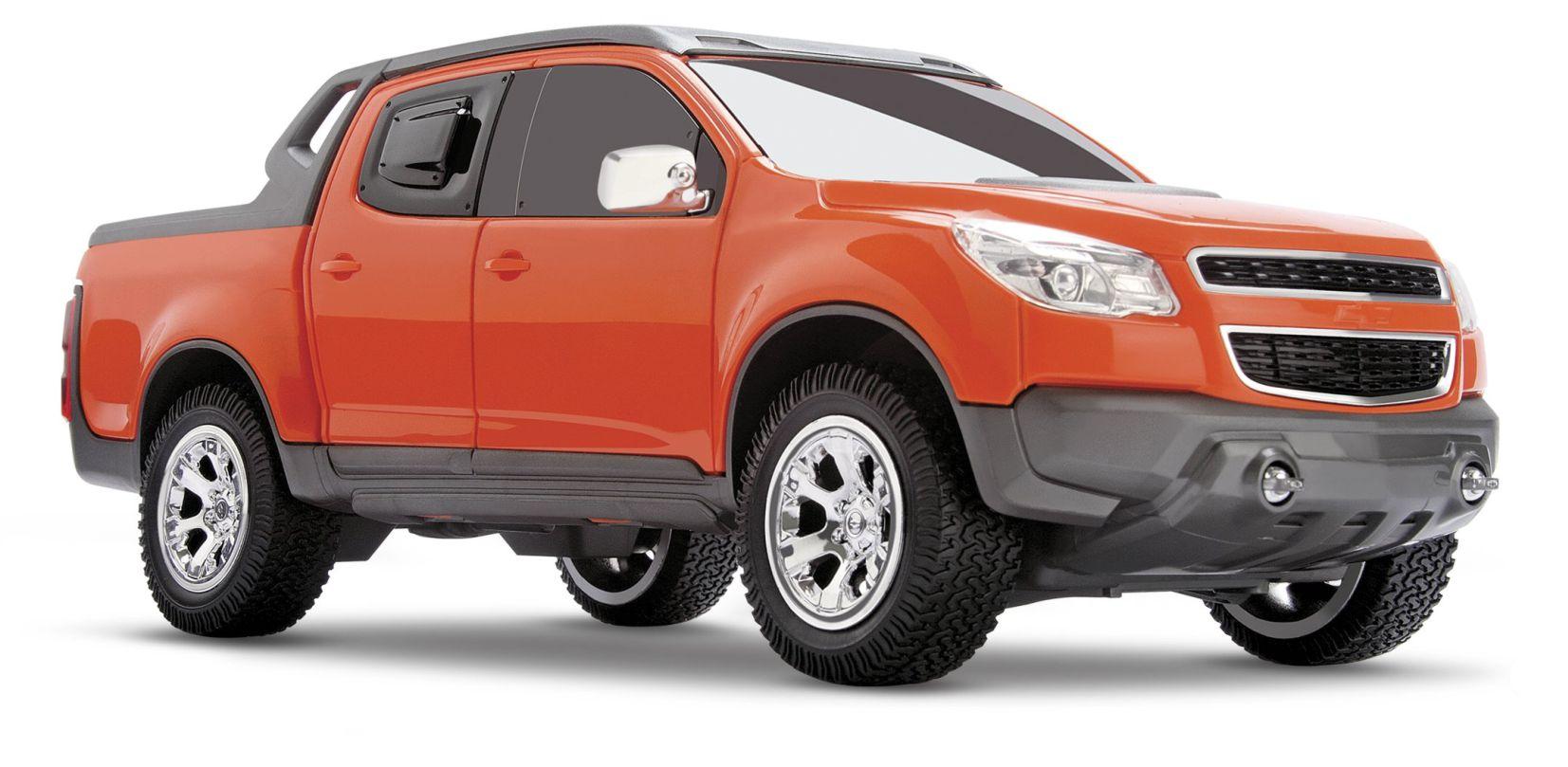 Pick-Up S-10 Rally - Roma Brinquedos