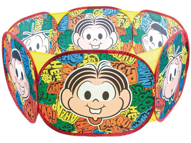 Piscina de Bolinhas Turma da Mônica - Zippy Toys