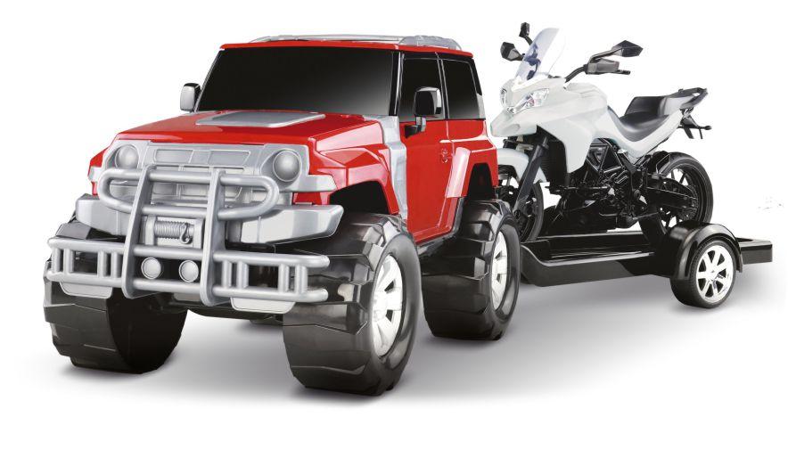 Render Force (Moto e Caminhonete) - Roma Brinquedos