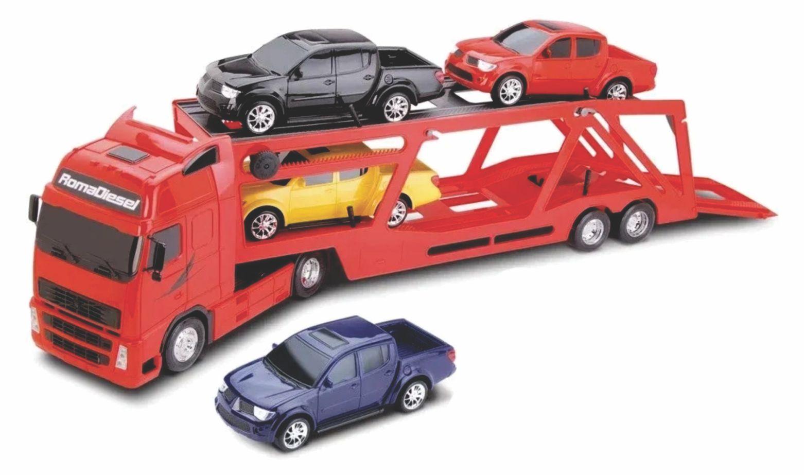 Roma Diesel - RX Cegonheira - Roma Brinquedos
