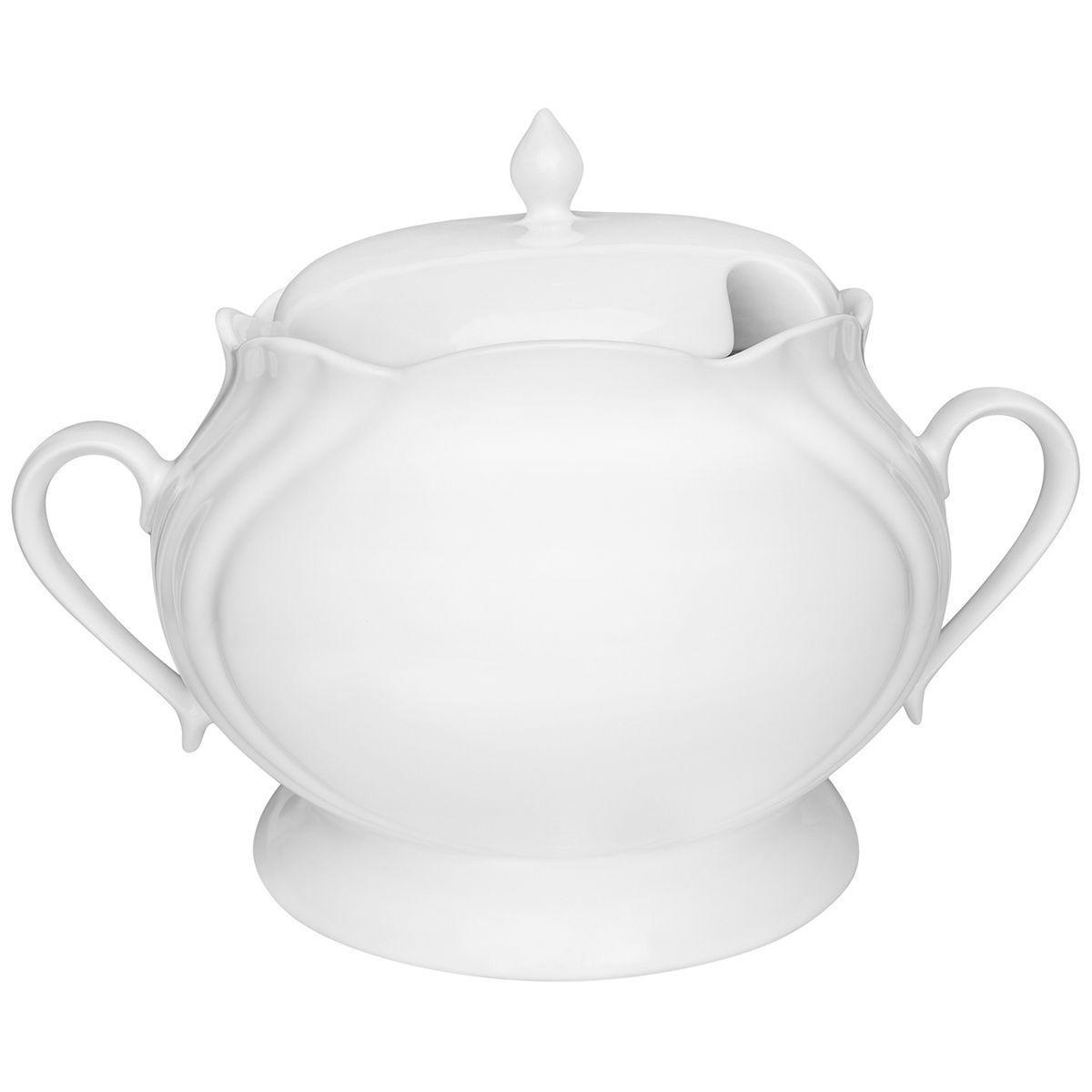 Sopeira Porcelana Com Tampa 4 Litros - Oxford