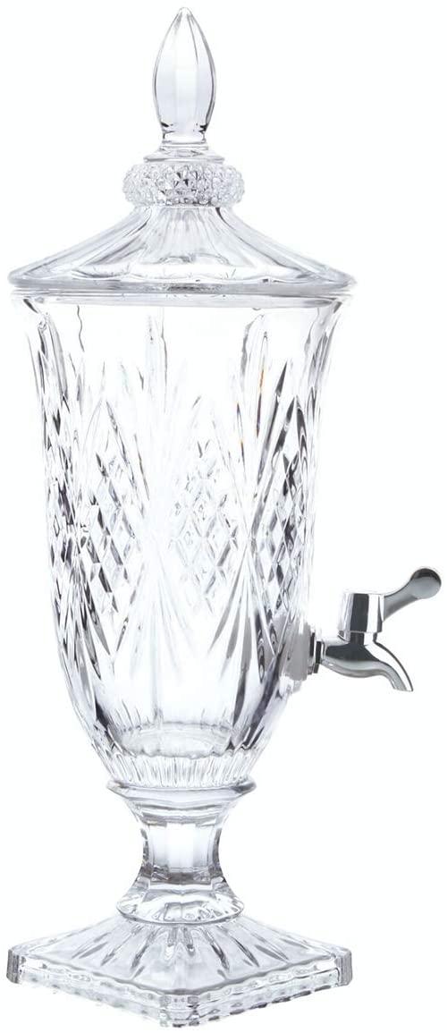 Suqueira Dispenser Cristal Brandon 2,2 Litros - Lyor